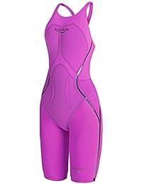 Speedo Women's LZR Racer X Competition Swimsuit Short Legs