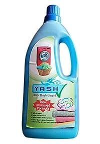 YASH Cloth Wash Liquid (1000 ML)