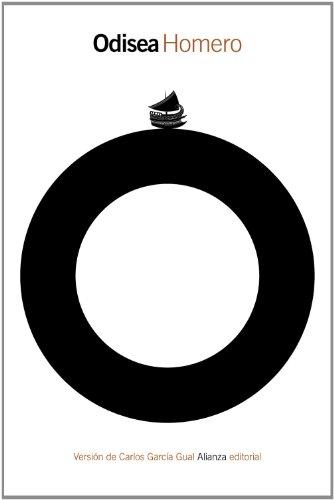 Odisea (El Libro De Bolsillo - Clásicos De Grecia Y Roma) por Homero