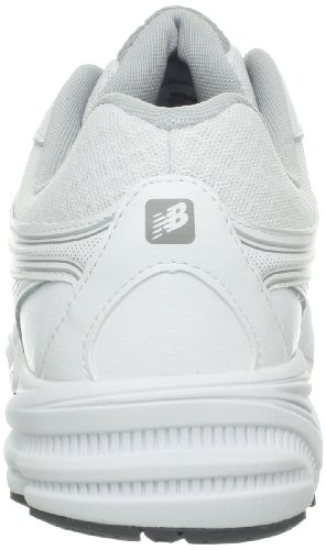 New Balance - Mens 840 Motion Control Walking Shoes White with Blue