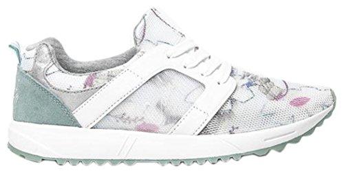 Coolway Donna, Sneakers, Tahir, Verde (Frs), 41