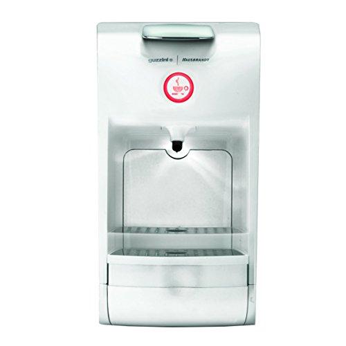 Kaffeeautomat Guzzini | Hausbrandt (Espresso). Maschine für Kaffee Espresso, wasserlöslichen, gefriergetrocknet und Teeblüten Bianco