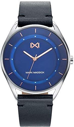Mark Maddox HC7112-37 Montre à Bracelet pour Homme