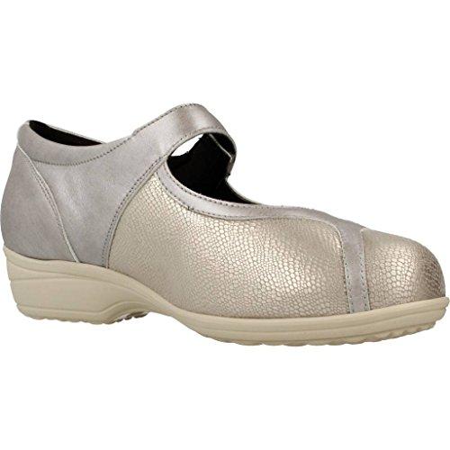 PINOSOS Lacci scarpe per donna, colore Argento, marca, modello Lacci Scarpe Per Donna JULIA POWER Argento Argento