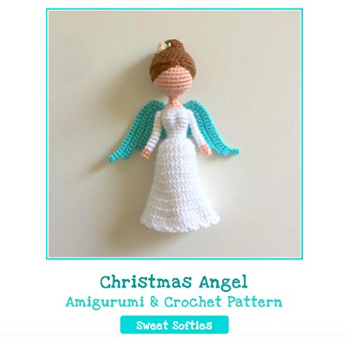 Christmas Angel Doll Amigurumi Tutorial Ebook