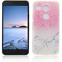 Cover LG Nexus 5X Custodia TPU Silicone OuDu Cover LG