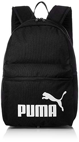Puma Phase Backpack Rucksack, Black, OSFA -