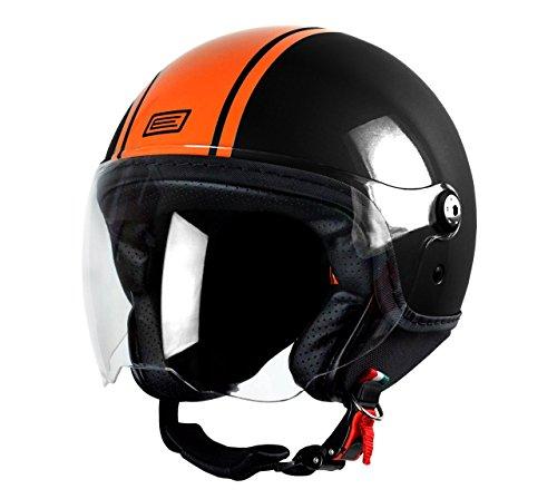 Origine Helmets Mio Dandy Matt, Arancio, S