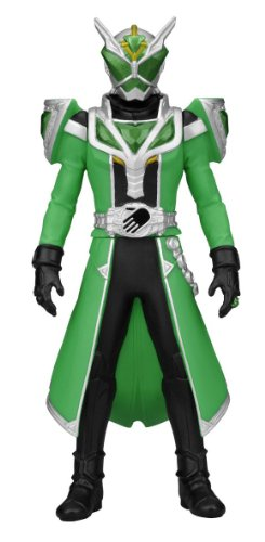 Kamen Rider Wizard Hero Series 6 Kamen Rider Dragon Wizard Hurricane (japan import)