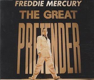 Freddie Mercury - The Great Pretender - Parlophone - 7243 8 80382...
