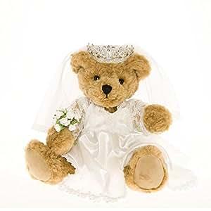 Catherine die Braut Teddy Bär -Die großartige Britishe
