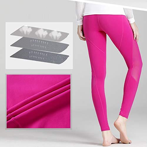 Zoom IMG-2 grist cc leggings sportivi donna