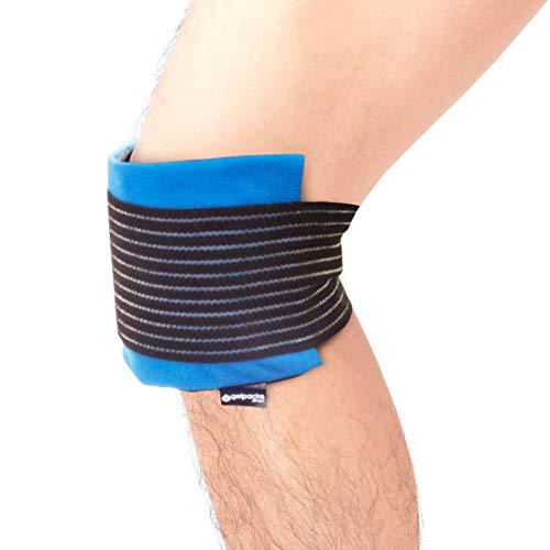 Hielo para la rodilla