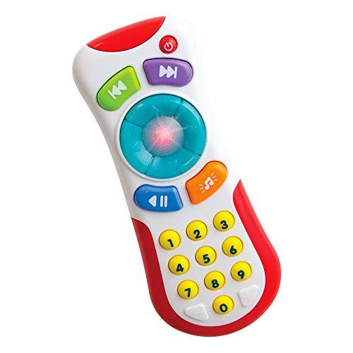 Winfun-44722 Mi Mi Primer Mando Sonidos ColorBaby
