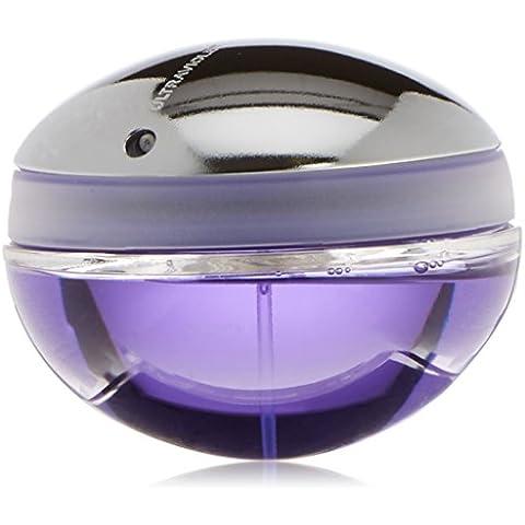 Paco Rabanne Ultraviolet 31741 - Eau de perfume para mujer, 80 ml