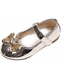 Amazon.it  Oro - Sandali   Scarpe per bambine e ragazze  Scarpe e borse c317f48c857