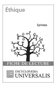 Éthique de Spinoza (Les Fiches de lecture d'Universalis) par [Encyclopædia Universalis]