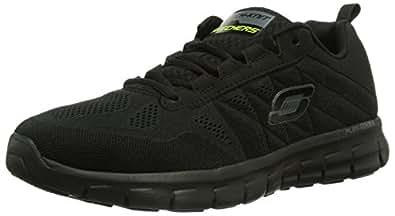 Skechers Sport Men's Synergy Power Switch Memory Foam Athletic Training Sneaker - 8 D(M) US - Black