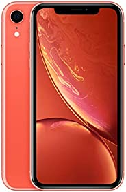 Apple iPhone XR without FaceTime - 256GB, 4G LTE, Coral