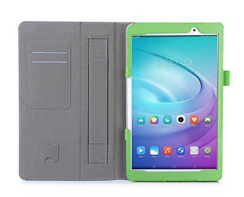 ISIN Custodia Tablet Serie Premium Pelle PU Stand Cover per