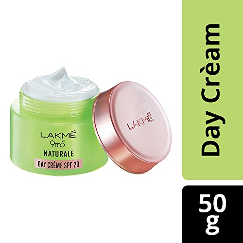 Lakme 9 to 5 Naturale Day Crème SPF 20, 50 g