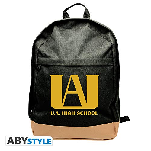 ABYstyle My Hero Academia Zaino-U.A. Emblem per Adulti, ABYBAG270