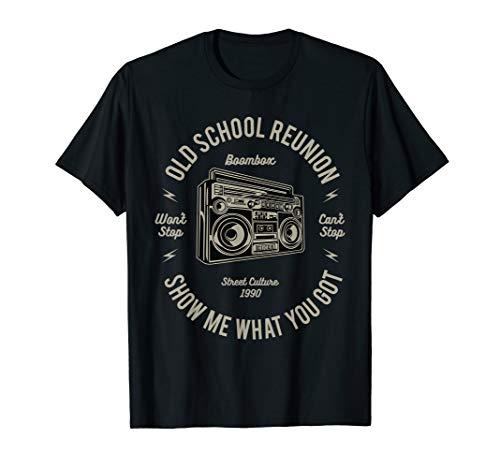 -Shirt 80er Jahre Old School Reunion T-Shirt ()