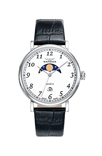 SANDOZ RELOJ DE CABALLERO ANTIQUE COLLECTION 81435-05
