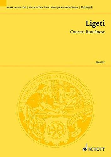 Romanian Concerto