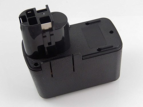 vhbw NiMH batteria 1500mAh (12V) per strumenti attrezzi utensili da lavoro sostituisce Würth 702300 712, 702300512, 702300712