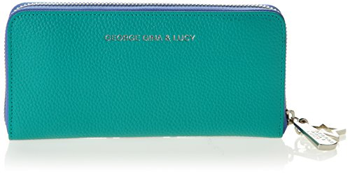 George Gina & Lucy Let Her Wallet Grilsroule - Turquoise