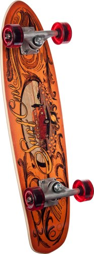 28 Komplett Skateboard (Surf One VW Micro Bus komplett Skateboard (7,5x 28))