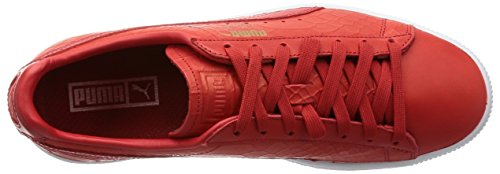 PUMA CLYDE DRESSED 361704 03 Rot