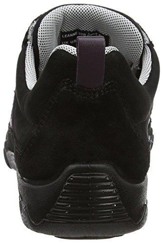 Hotter Leanne, Sneaker Basse Donna Black (Black)