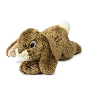 IBTT Kaninchen liegend, Braun (18cm) Importación Alemana