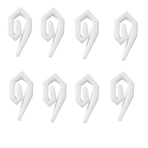 Nylon Vorhang Tape Haken Bulk Hardware, BH04577 - Rod Vorhang Hanging