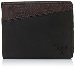 Baggit Black Mens Wallet (2098554)