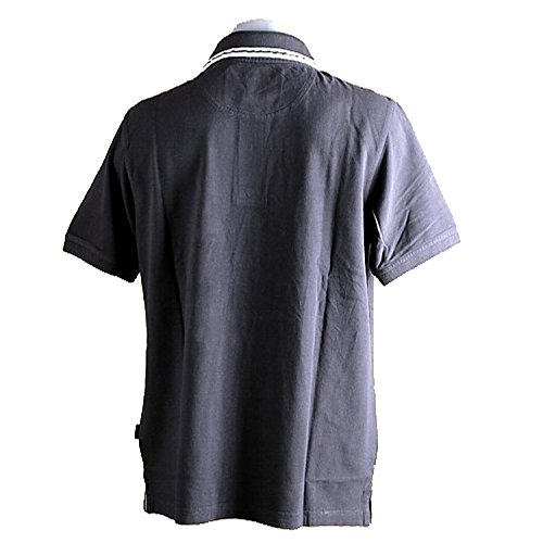 Kitaro, kurzarm Polohemd Poloshirt, 192580, graphit [5139] Graphit