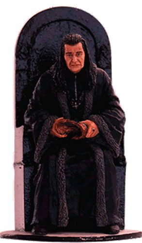 Lord of the Rings Señor de los Anillos Figurine Collection Nº 67 Denethor 1
