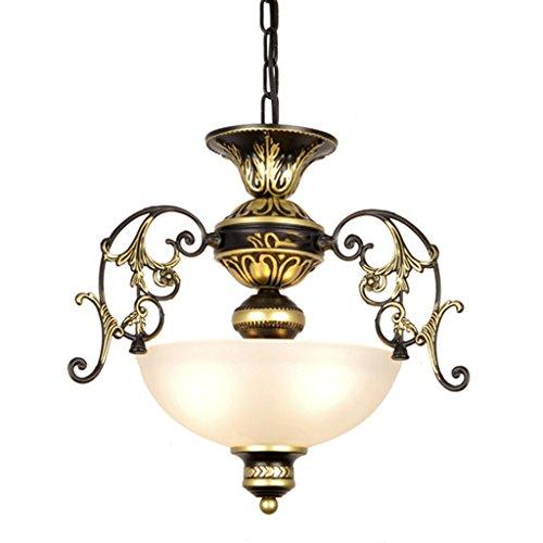 @Decoración de iluminación Lámpara de araña - Hall de entrada Balcón de...
