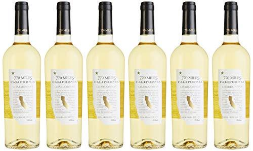 770 Miles Chardonnay Blanc Kalifornien Weißwein (6 x 0.75 l)