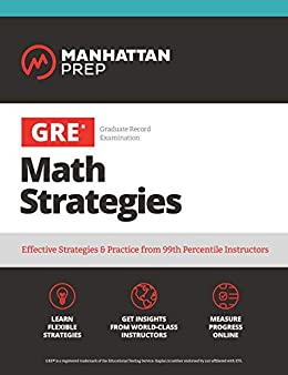GRE Math Strategies: Effective Strategies & Practice from