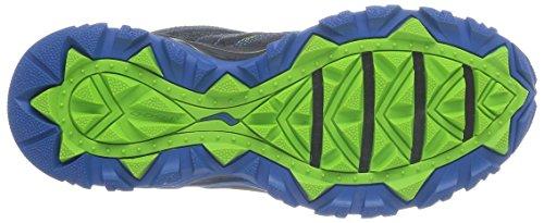 Saucony Excursion TR 8 GTX, Scarpe sportive, Uomo Black/Blue/Citron