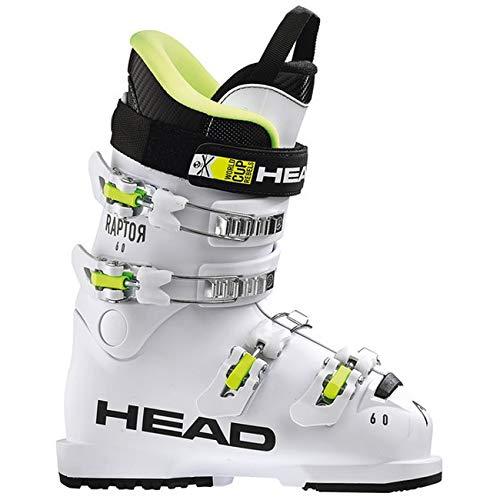 HEAD Kinder Skischuhe Raptor 60 White Weiss (100) 21