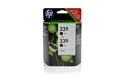 HP 3392-pack Black Inkjet Print Cartridges schwarz Tintenpatrone–Tintenpatronen (schwarz, schwarz, 20–80%,-15–35°C, 15–35°C, 5–95%) (20 Black Original Inkjet-cartridge)
