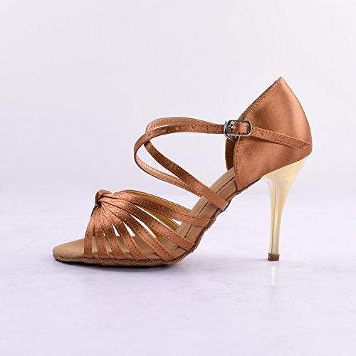 Kevin Fashion , Salle de bal femme Bronze - bronze