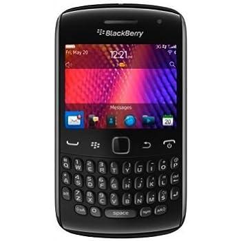 "BlackBerry Curve 9360 - Móvil libre (pantalla de 2,44"" 480 x 360, cámara 5 Mp, 0.5 GB, procesador de 600 MHz, 512 MB de RAM, S.O. BlackBerry 7.0), negro"