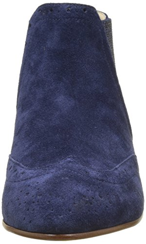 JB Martin Jelica,  Bottines Chelsea Femme Bleu (Crosta Silky Ocean)