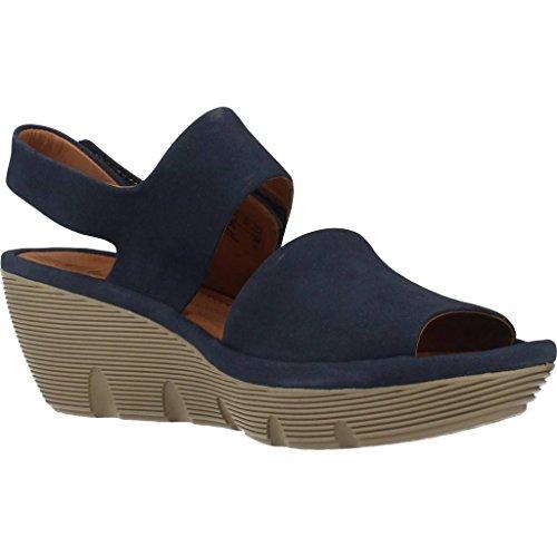 Sandali e infradito per le donne, colore Blu , marca CLARKS, modello Sandali E Infradito Per Le Donne CLARKS CLARENE ALLURE Blu Blu