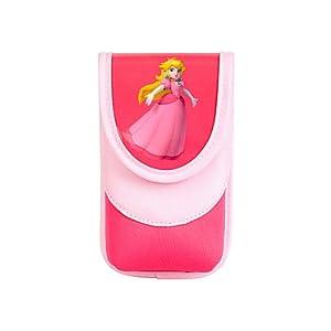 Nintendo DS / DSi / DS Lite – Tasche für Konsole, Charakter Peach